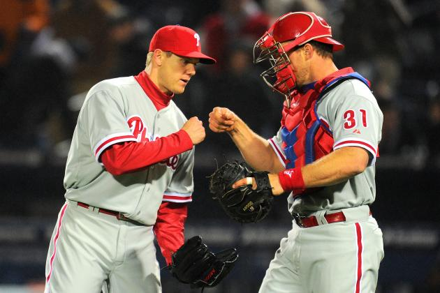 Cliff Lee Tosses Eight Strong, Fans Eight; Phillies Shutout Braves, 2-0