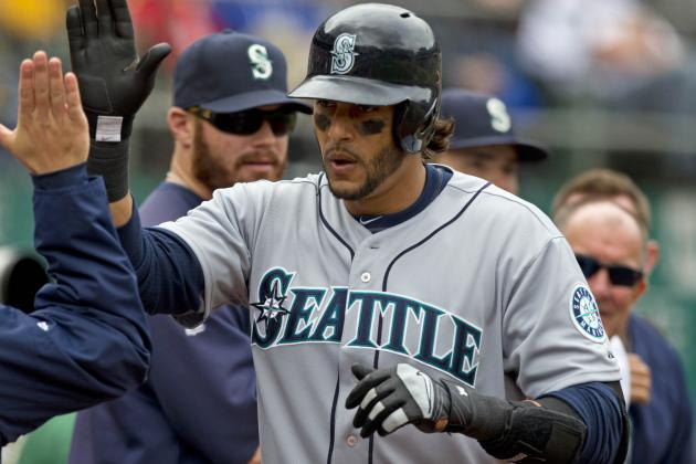 Morse Leaves Spring Training Behind, Continues Power Surge