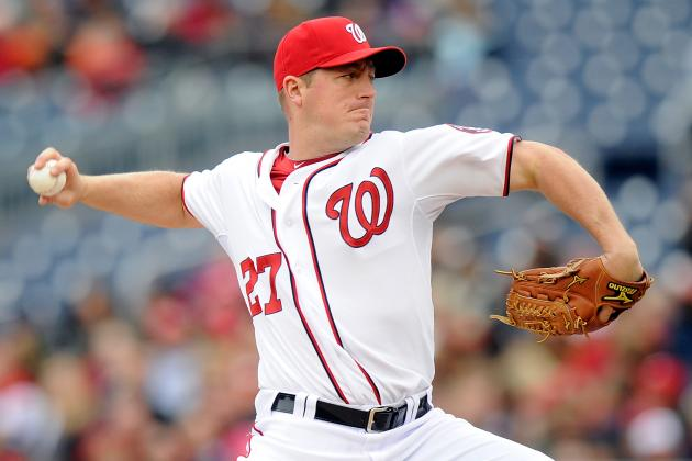 Nationals complete sweep of Marlins | WashingtonExaminer.com