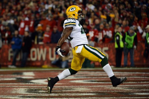 The Xs and Os of Packers' RB-by-Commitee System: How Does It Work?