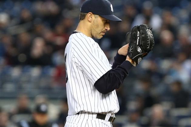 Pettitte (and Rivera) Lift Yankees to First Win