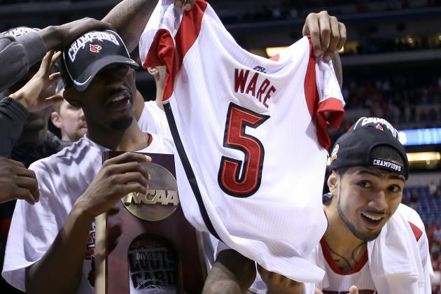 Louisville Basketball: Kevin Ware Injury Adds Emotional Pressure on No. 1 Seed