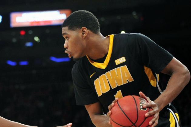 Iowa stumbles in NIT finale