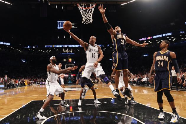 Who Should Be Brooklyn Nets' Clutch 5 in NBA Playoffs?