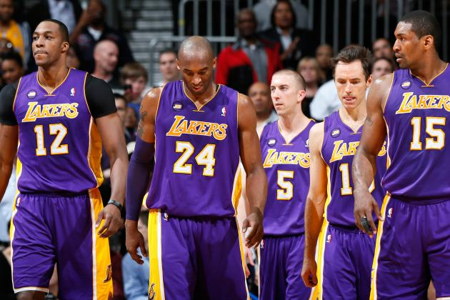 Do LA Lakers Need a 2013 NBA Title to Meet Expectations?