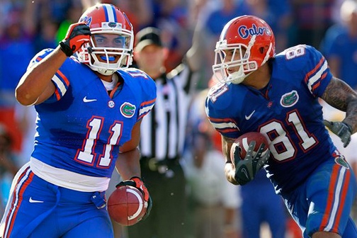 Why Florida's Jordan Reed Is the NFL's Next Aaron Hernandez