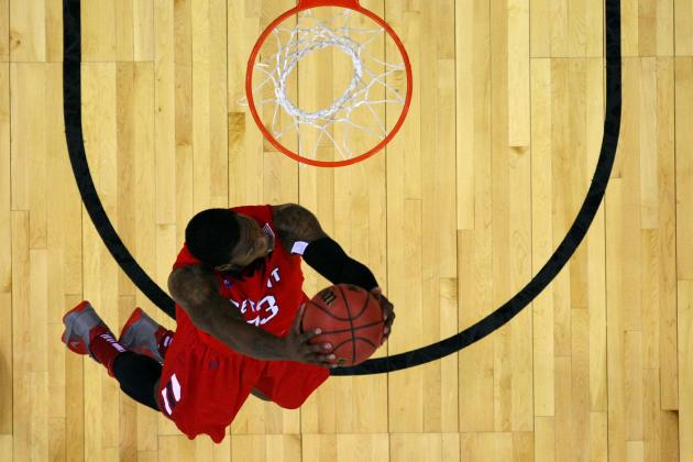 College Slam Dunk Contest 2013: Doug Anderson's Insane Dunk One of the Best Ever