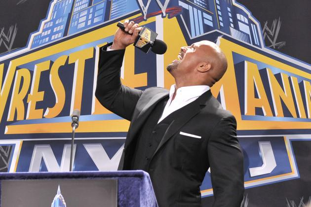 WWE WrestleMania XXIX: Entire Event Is a Passing of the Torch