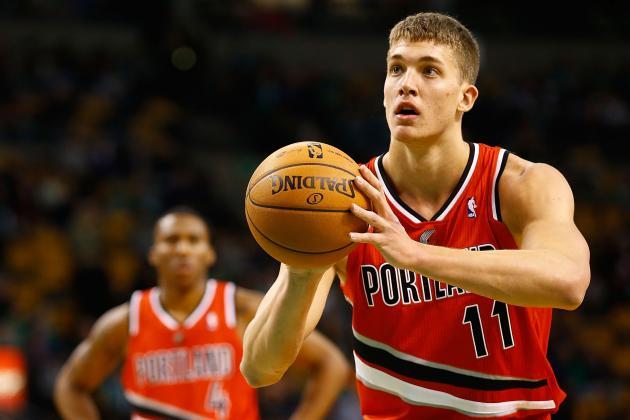Portland Trail Blazers: Is Meyers Leonard the Future at Center?