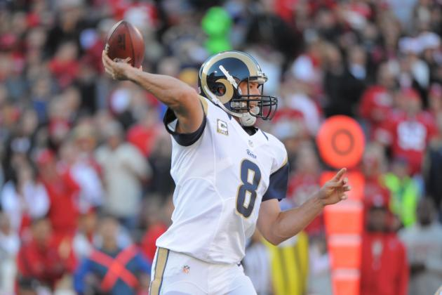 2013 St. Louis Rams Schedule: Full Listing of Dates, Times and TV Info