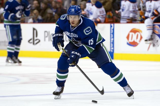 Canucks 4 Oilers 0: New Centre Makes Vancouver Look Like Real Contender