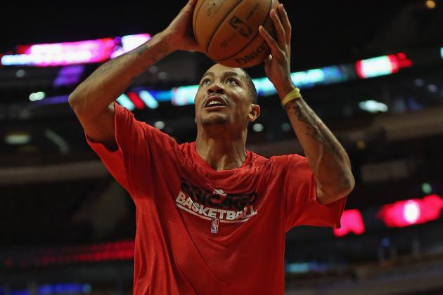 Thibodeau: Rose 'Close,' Not Ready to Return