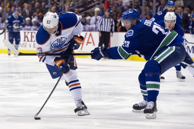 RECAP: Oilers Blanked 4-0 by Canucks