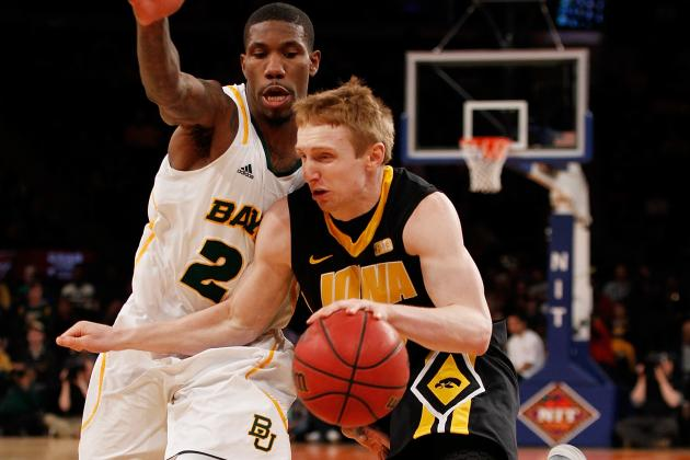 Iowa vs Baylor: Bears Spoil Hawks' NIT Title Dream