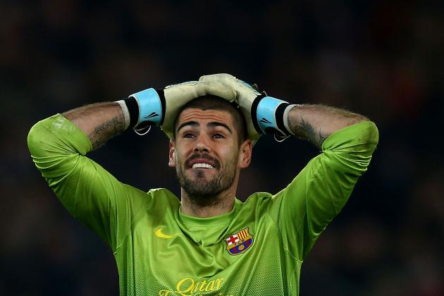 Valdes Hints at English Move