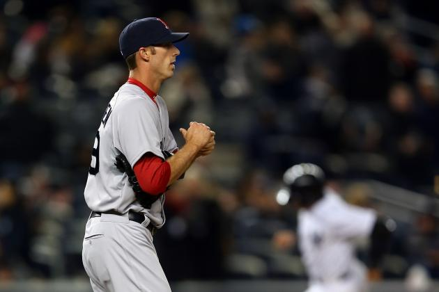 Boston Red Sox Should Look to Trade for Pitching Help