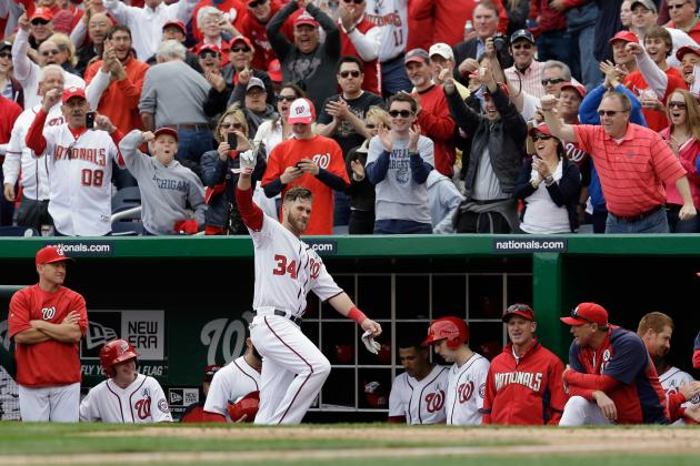 Nats Look to Go from Leaders in the NL East to Leaders in Baseball Technology