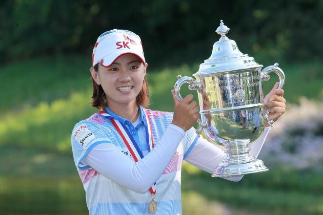 Na Yeon Choi and Suzann Pettersen Lead at LPGA Kraft Nabisco Championship