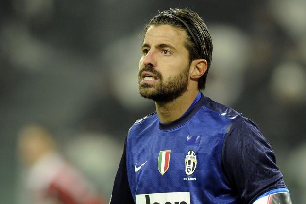 Storari Handed Juventus Gloves