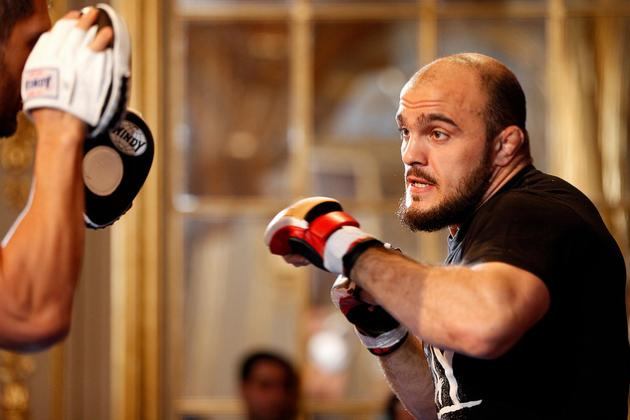 Ilir Latifi Looking to Seize the Moment at UFC on Fuel TV 9 in Sweden