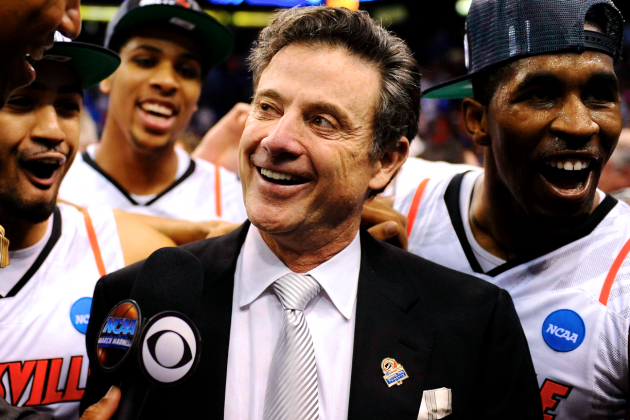 Rick Pitino Will Reportedly Be Inducted into Naismith Hall of Fame