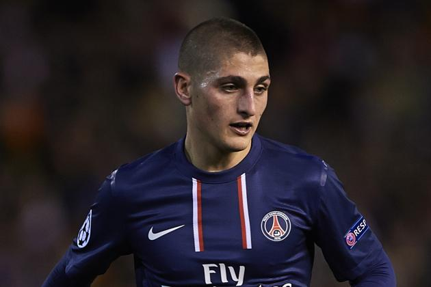 Verratti Agent Dismisses Napoli Talk
