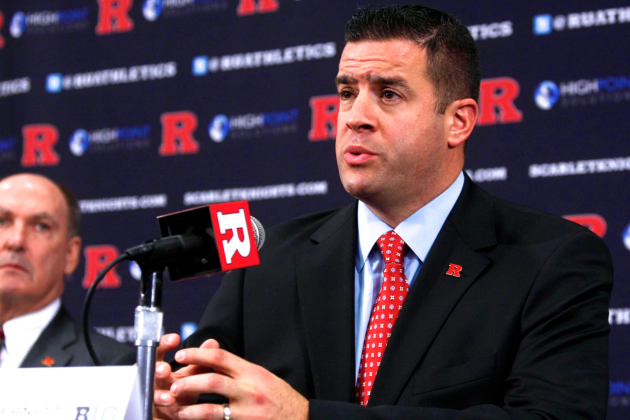 Rutgers AD Tim Pernetti Resigns After Mike Rice Scandal