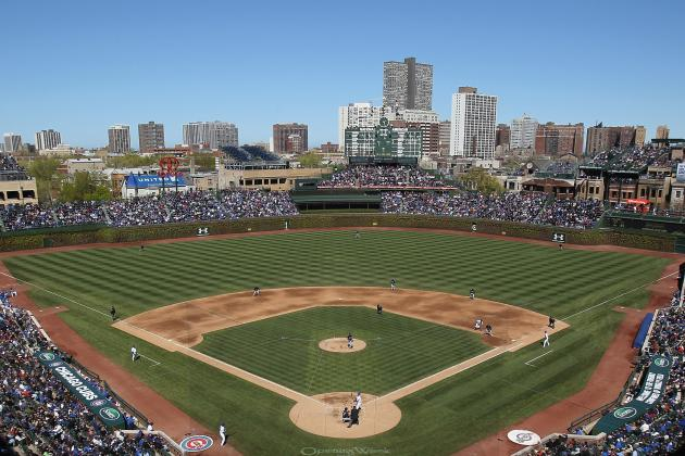 Cubs Locking Down $500M Wrigley Reno