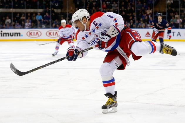 Capitals Take Over Southeast Division Lead