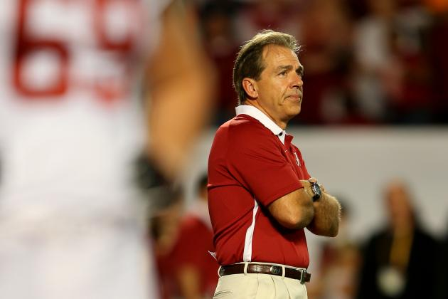 Alabama Football: Questions That Still Won't Be Answered in Spring Ball
