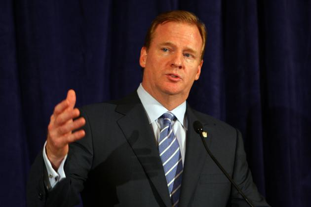 NFL Orders Teams to Have Cameras in Locker Rooms