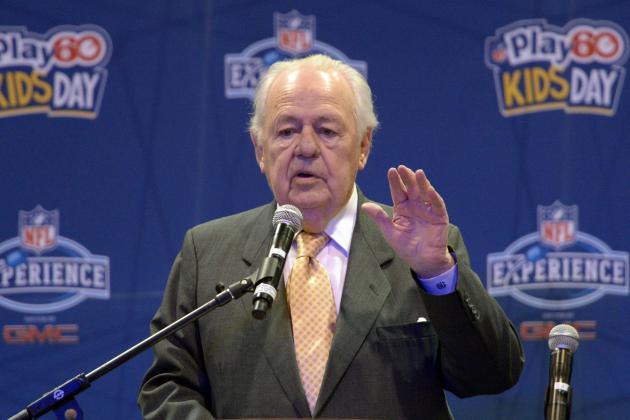 Saints Owner Tom Benson Steps Down from Three League Committees