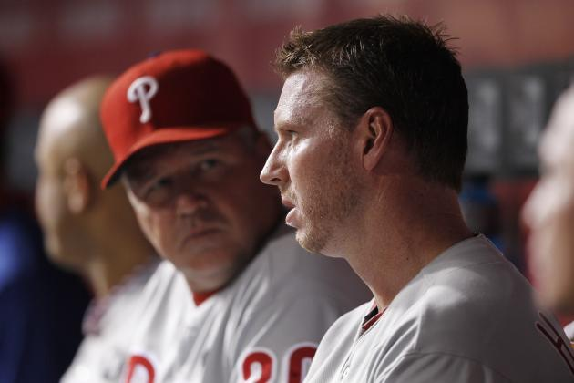 Pitching Coach Dubee Remains Confident in Halladay