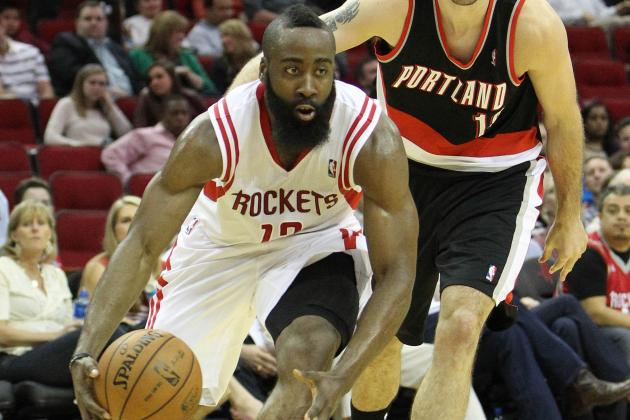 Houston Rockets vs Portland Trail Blazers: Live Score, Results & Game Highlights