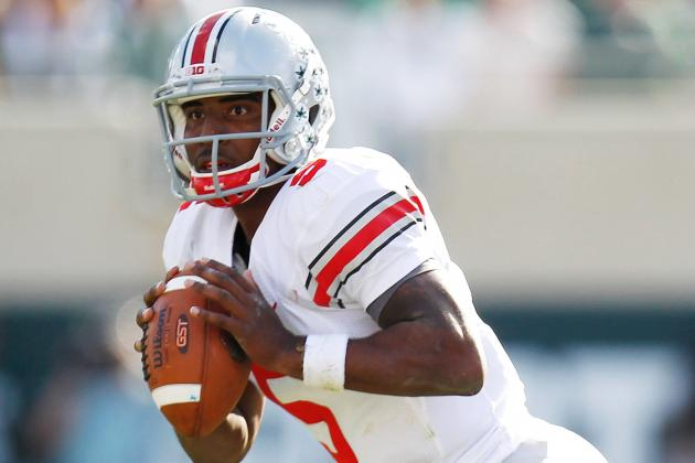 Braxton Miller Looks to Take Next Step