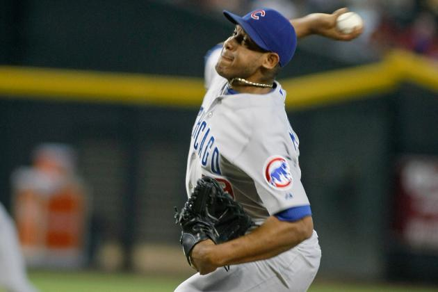 Cubs Sticking with Carlos Marmol After Another Ugly Outing
