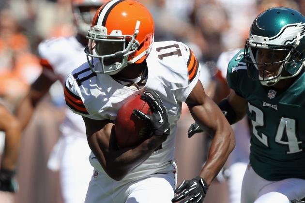 Browns Wideout Massaquoi Visits Texans