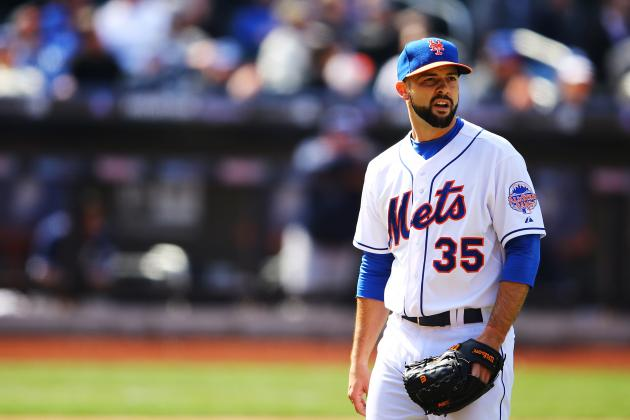 Offense Spoils Gee's Solid Return to Mets