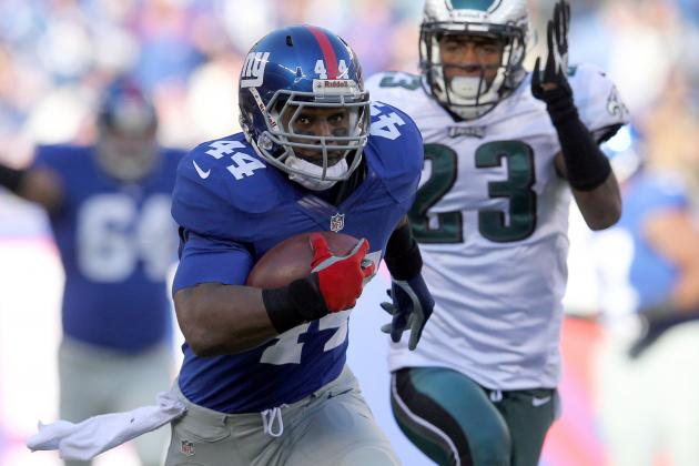 Ahmad Bradshaw Reportedly Checked out by Broncos