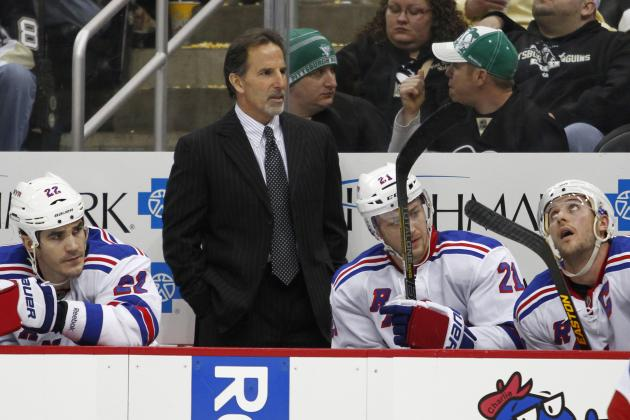 Why John Tortorella Has No More Excuses After New York Rangers' Trades