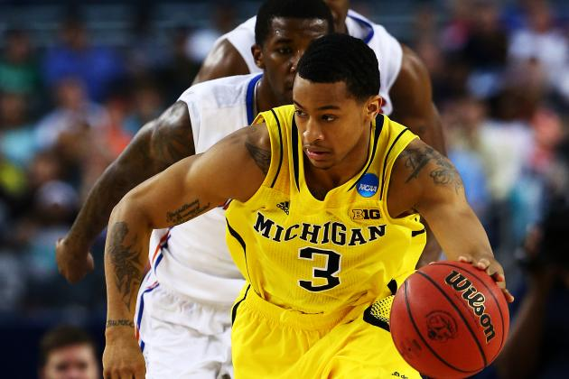 Trey Burke Wins Wooden Award, Completes POY Sweep