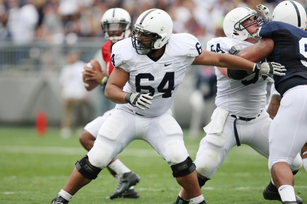 Penn State's Urschel Giving New Meaning to 'Mathlete'