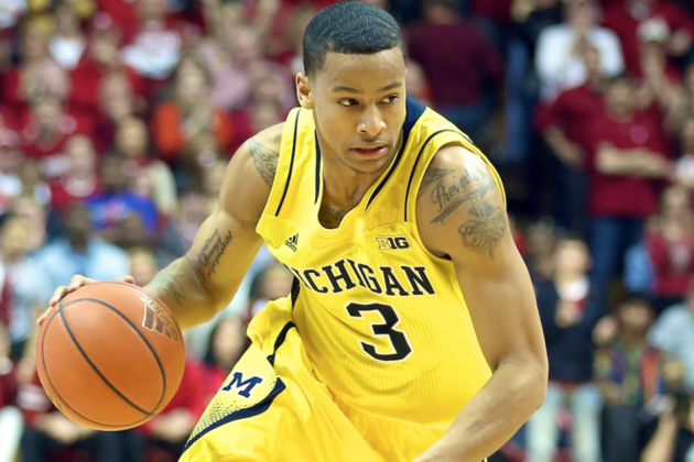 Michigan Star Trey Burke Wins Wooden Award as College Basketball's Best Player