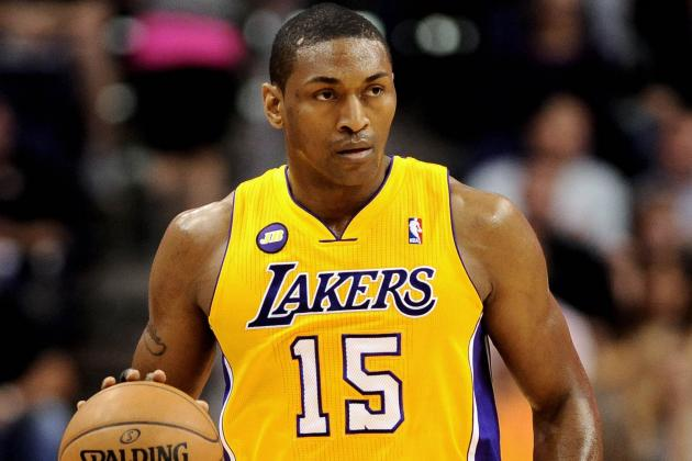 World Peace Off Crutches, 'Excited' for Return