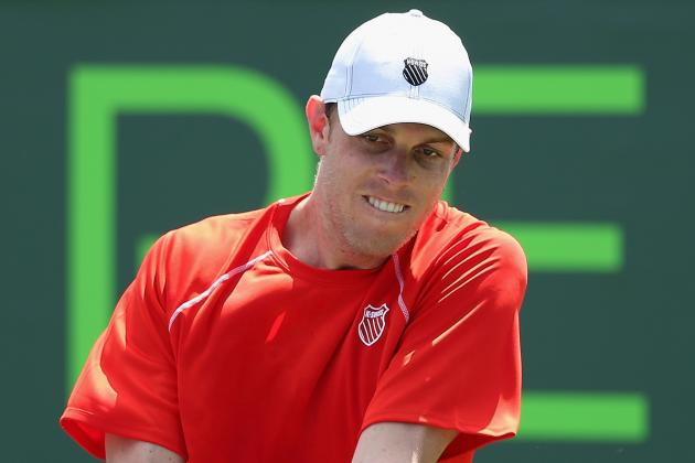 Sam Querrey and Jack Sock to Play Newport