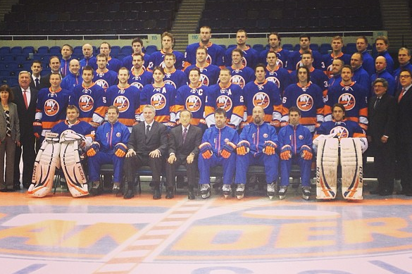 Instagram: Your 2013 New York Islanders