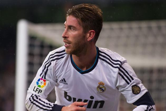 Sergio Ramos: I Did Not Get Booked Deliberately