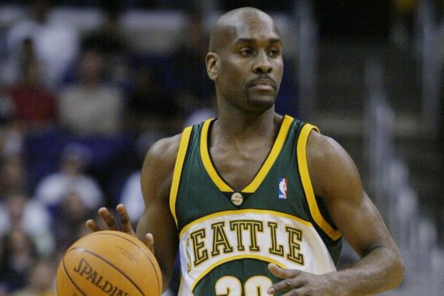 Report: Gary Payton Elected to Basketball Hall of Fame