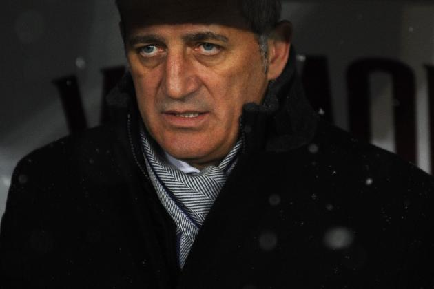 Lazio: Europa League Loss to Fenerbahce Heaps More Woes on Vladimir Petkovic