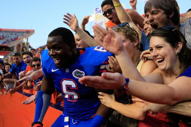 UF's Fowler Growing Up Fast